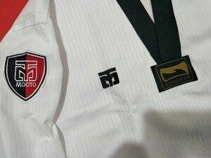 Image 3 - Mooto entraîneurs taekwondo doboks Kukkiwon adultes entraîneurs uniforme enseignant doboks Taekwondo Standard International costumes dentraînement
