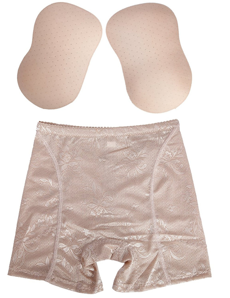 Slim Panty Sham Fake Bottom Buttocks Women's Body Shaper