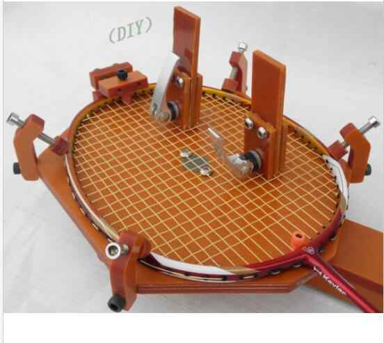 Manual Racket Threading Machine for Badminton DIY Stringing Machine