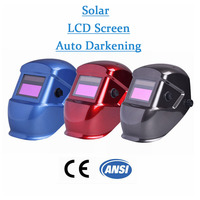 Mastool KM1200 Head Mounted Auto Darkening LCD Welding Protection Mask Solar Welder Cap Gas Welding Helmet Soldering Supply