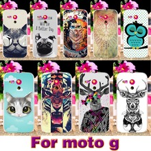 Phone Cases For Motorola Moto G XT937C XT1028 XT1031 XT1032 XT1033 4G 4 5 inch LTE