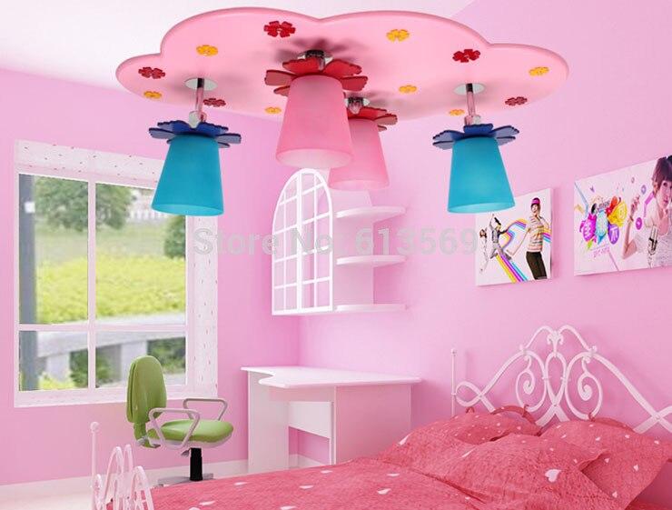 Plafoniere Per Camera Ragazza : Kingartmodern plafoniere camera da letto stanza delle ragazze dei