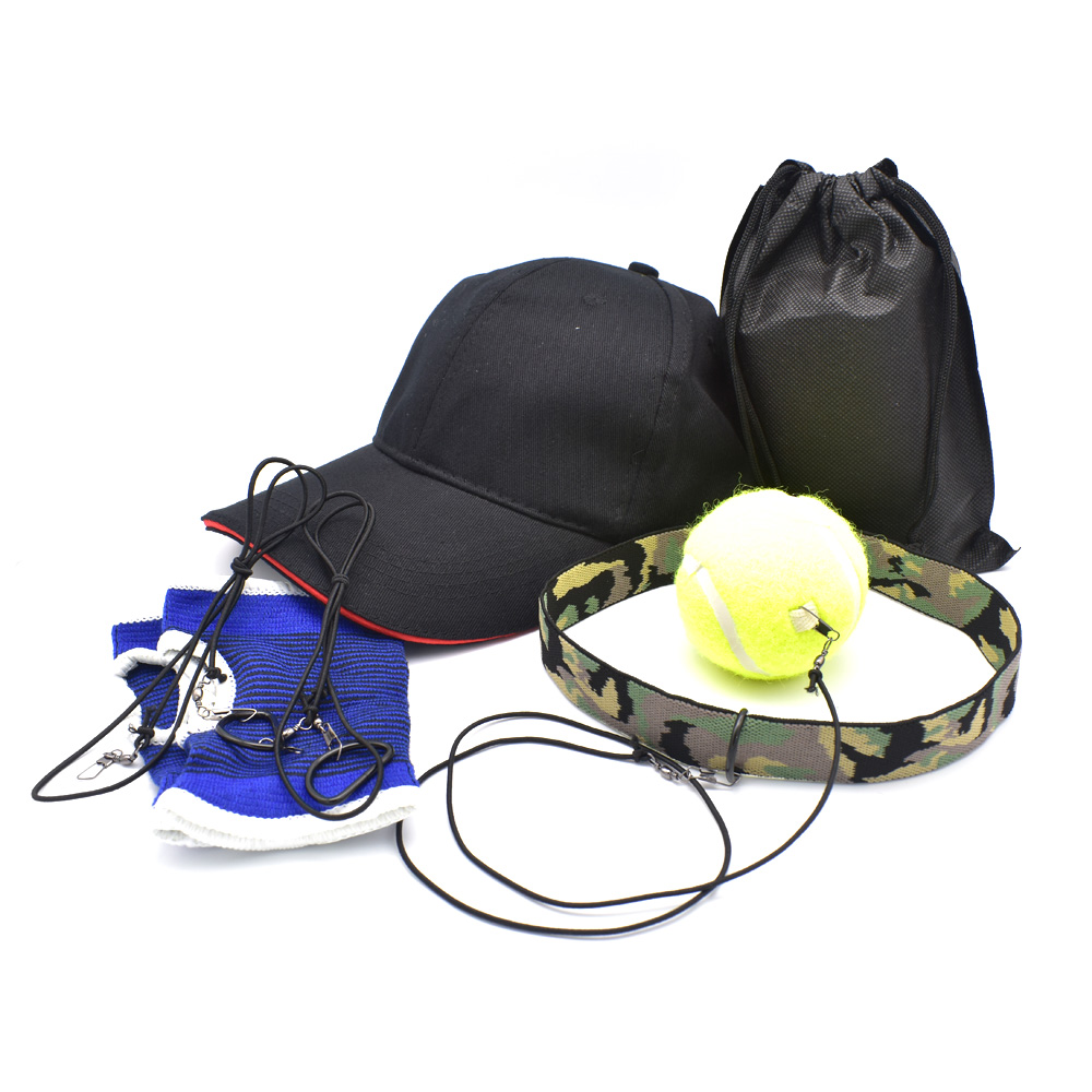 Fight Ball Boxing Equipment Speed Balls Boxing Punching Balls Upgrade New Camouflage Headband+D Ring&String Connector Anti-wrap