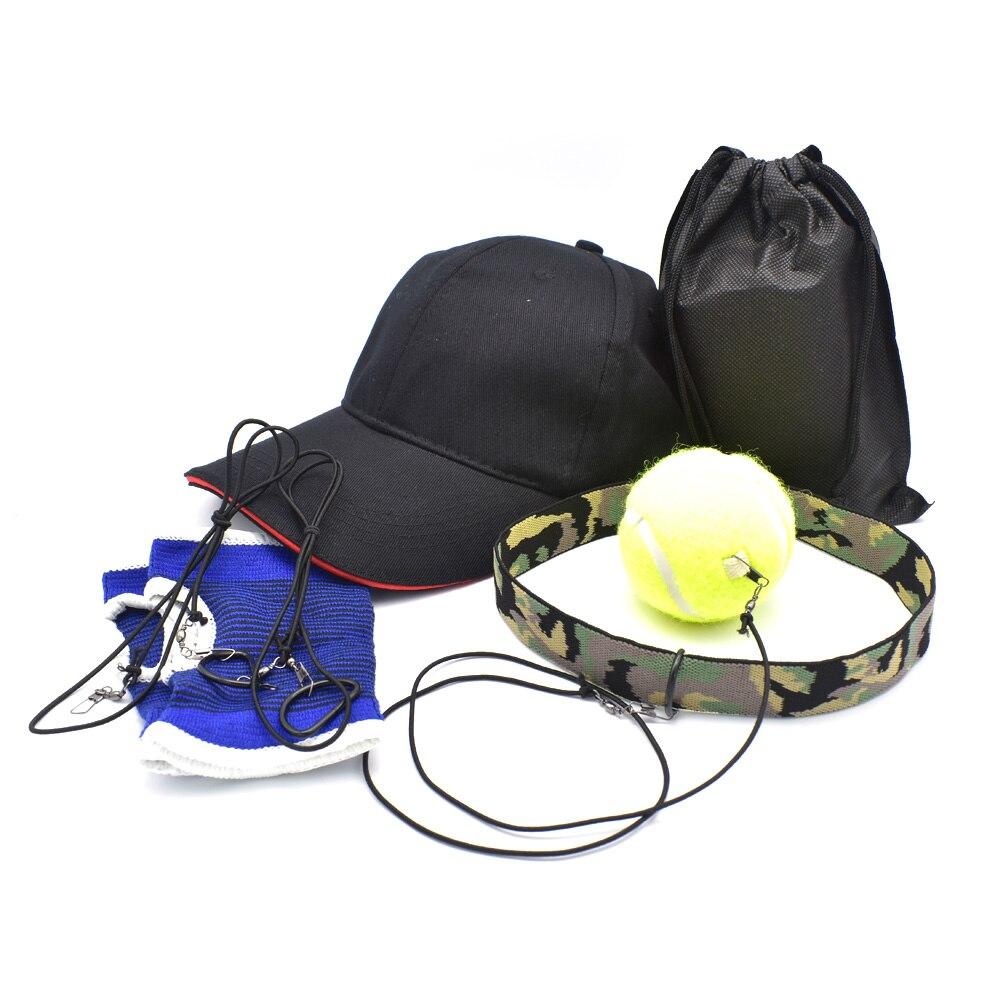 Bolas Bolas De Perforación del Boxeo lucha de Boxeo Bola De la Velocidad del Equipo de Actualización Nuevo Camuflaje Diadema + D Anillo y String Conector Anti-wrap