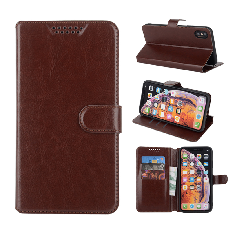Case For Sony Xperia C4 Cover Luxury Wallet PU Leather Silicone Flip Phone Bag For Sony Xperia C4 Dual E5303 E5306 E5353 Cases