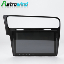 4G RAM 10.1 inch Android 8.0 Car GPS Navigation System Auto Radio Audio Player Multimedia Stereo Media for Volkswagen VW Golf 7