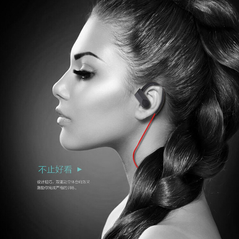 Bluetooth Headset movement Fitness Wireless Earphone Stereo Super Bass Earbuds Headphone With Mic for LG Iphone xiaomi dacom carkit wireless bluetooth headset earphone with mic car charger for apple iphone 7 plus airpods android xiaomi samsung lg