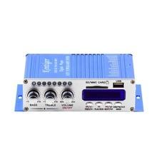12v Hi-Fi Mini Digital Motorcycle Auto Car Super Bass Stereo Power Amplifier Sound Enlarger Audio Music Player auto amplifier~