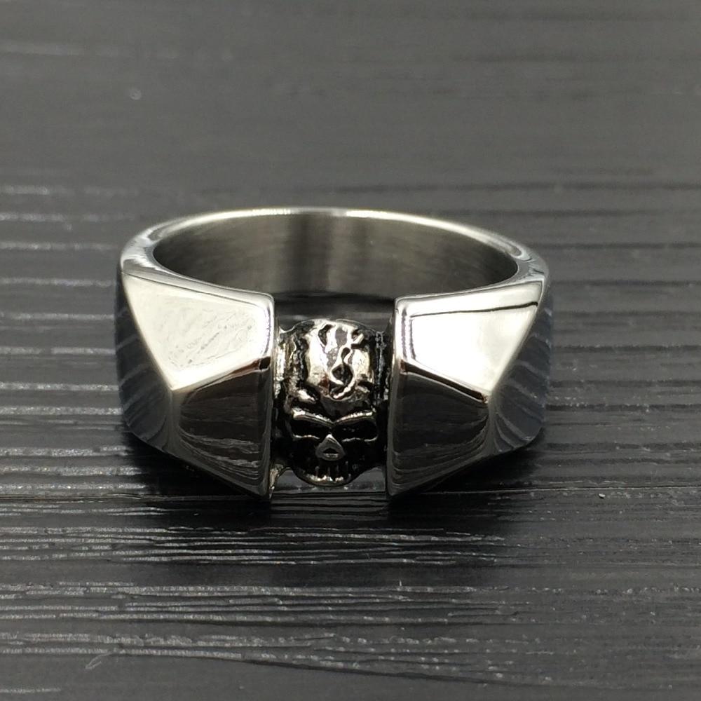 mens skull wedding rings Gears of War Ring Video Game Skull Tungsten Wedding Band Ring Mens