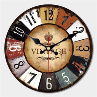 Clock Artistic Large Wall Clock Modern Design Fashion Silent Living Room Wall Decor Clock Duvar Saati