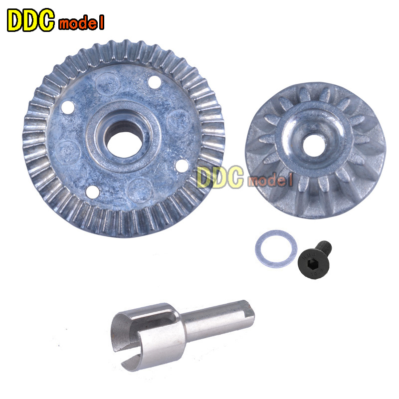 <font><b>WLtoys</b></font> 12401 12402 12403 <font><b>12404</b></font> 12409 Rc Car spare parts upgrade accessories metal differential gear image