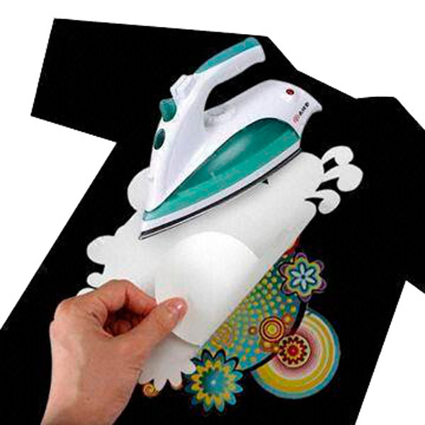 T shirt transfer paper custom shirt for Iron on shirt paper