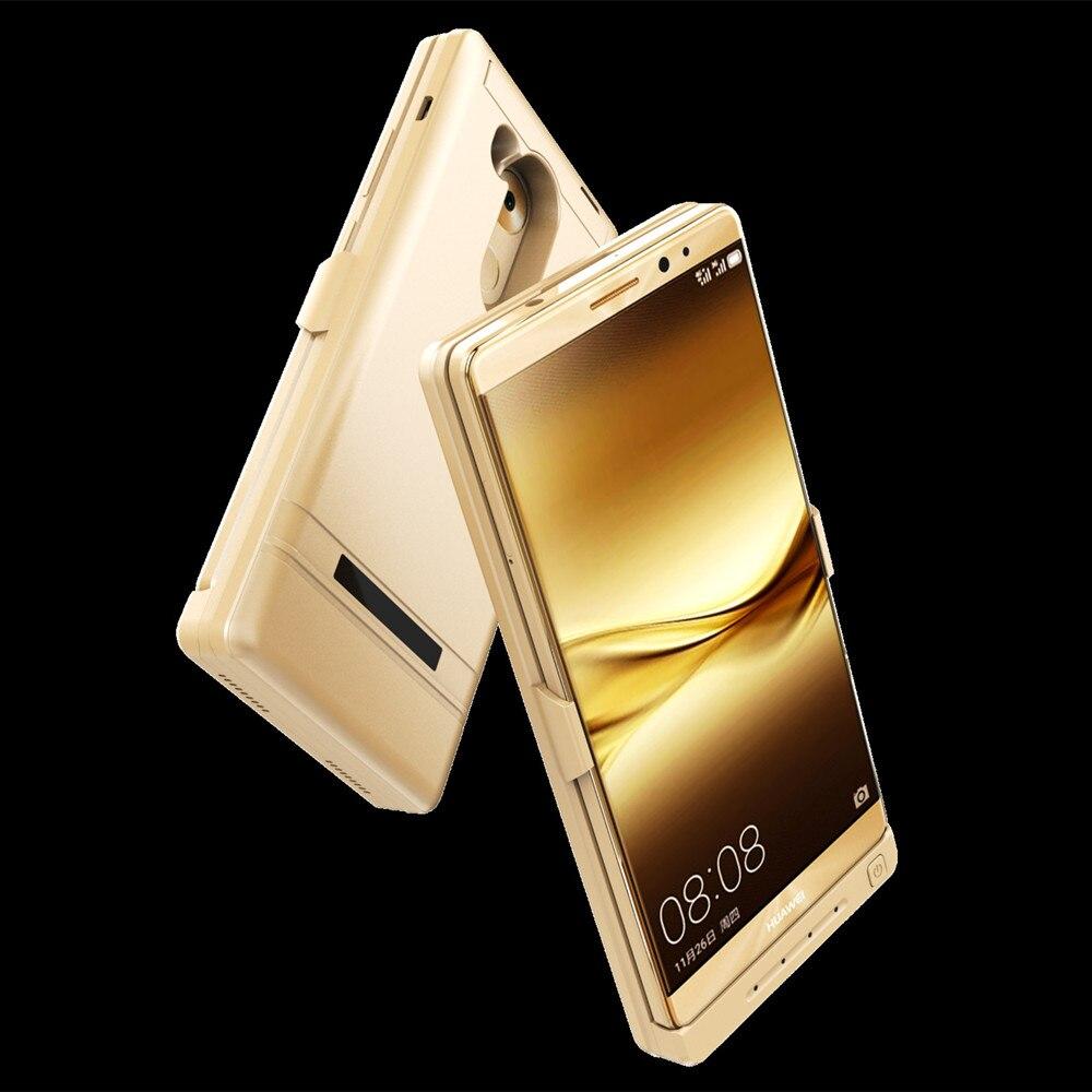 bilder für EYOUBE für Huawei Taube 8 6000 mAh Wiederaufladbare Externe Batterie Fall Tragbare Ultra Dünne Backshell Energienbank für Huawei Kollege 8