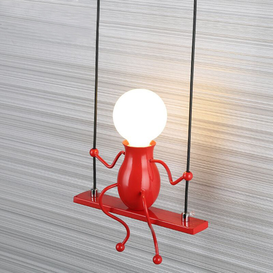5W Creative led wall light fixture Modern indoor decoration White or Warm White light Beside wall