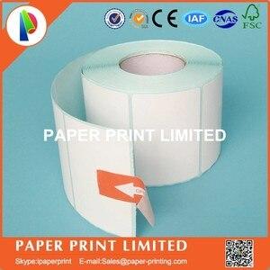 Image 5 - 50 rolls 50*30*800 adesivi stampa di etichette di carta Termica carta del codice a barre supermercato elettronico