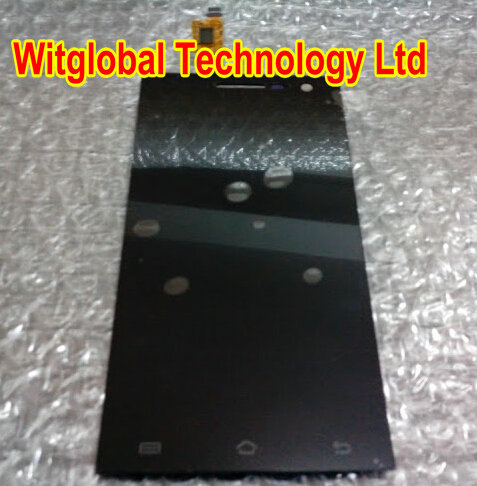 New For MEDIACOM X500 DUO X500U touch Screen Panel Digitizer + LCD Display Matrix Assembly Free Shipping new lcd display and touch for nokia lumia 2520 lcd matrix display and touch screen digitizer assembly replacement free shipping