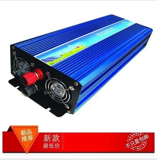 CE & ROHS approuvé, affichage numérique démarrage progressif DC24v à AC240v 1500 w onduleur à onde sinusoïdale Pure, onduleur haute puissance