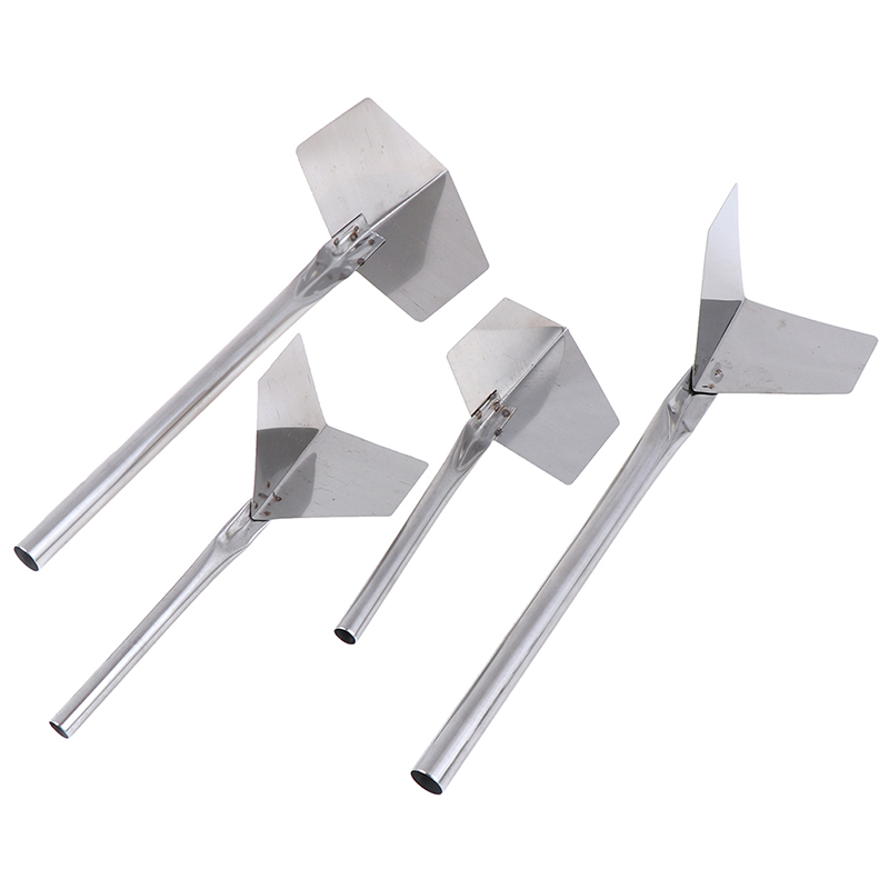 Hot Selling Stainless Steel Putty Knife Drywall Scrapers For Home Construction Tools Yin Yang Puller Hand Tool