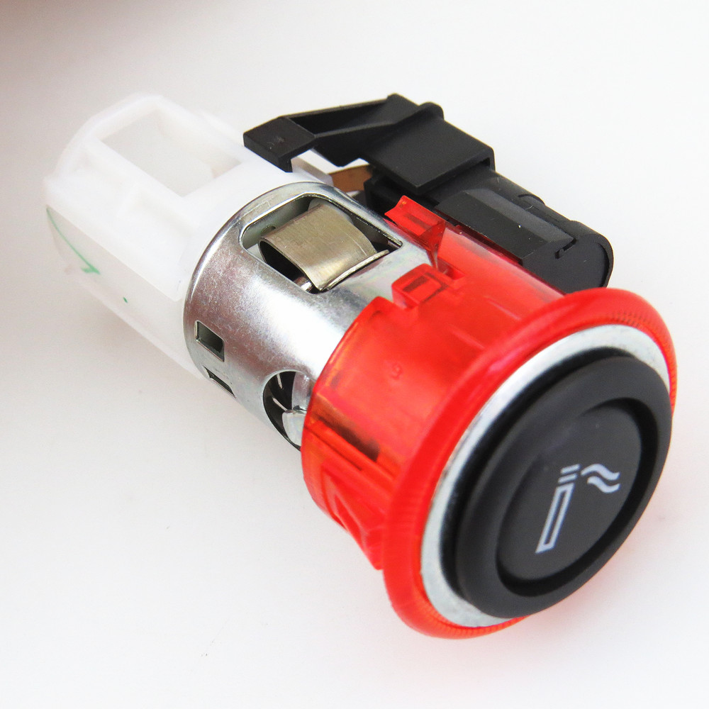 fhawkeyeq car red cigarette lighter plug assembly 1j0919307 for vw eos polo passat sharan touran fox eu a3 q3 seat toledo exeo [ 1000 x 1000 Pixel ]