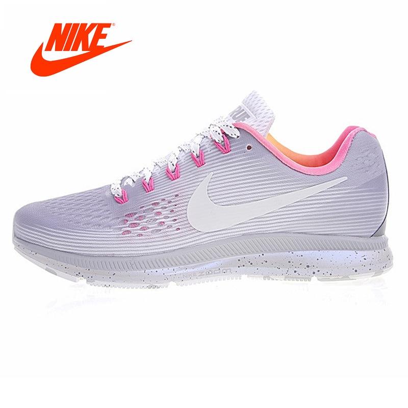 Original New Arrival Authentic Nike Air Zoom Pegasus 34 Men's Running Shoes Men Sport Comfortable Sneakers Shoes nodo низкие кеды и кроссовки