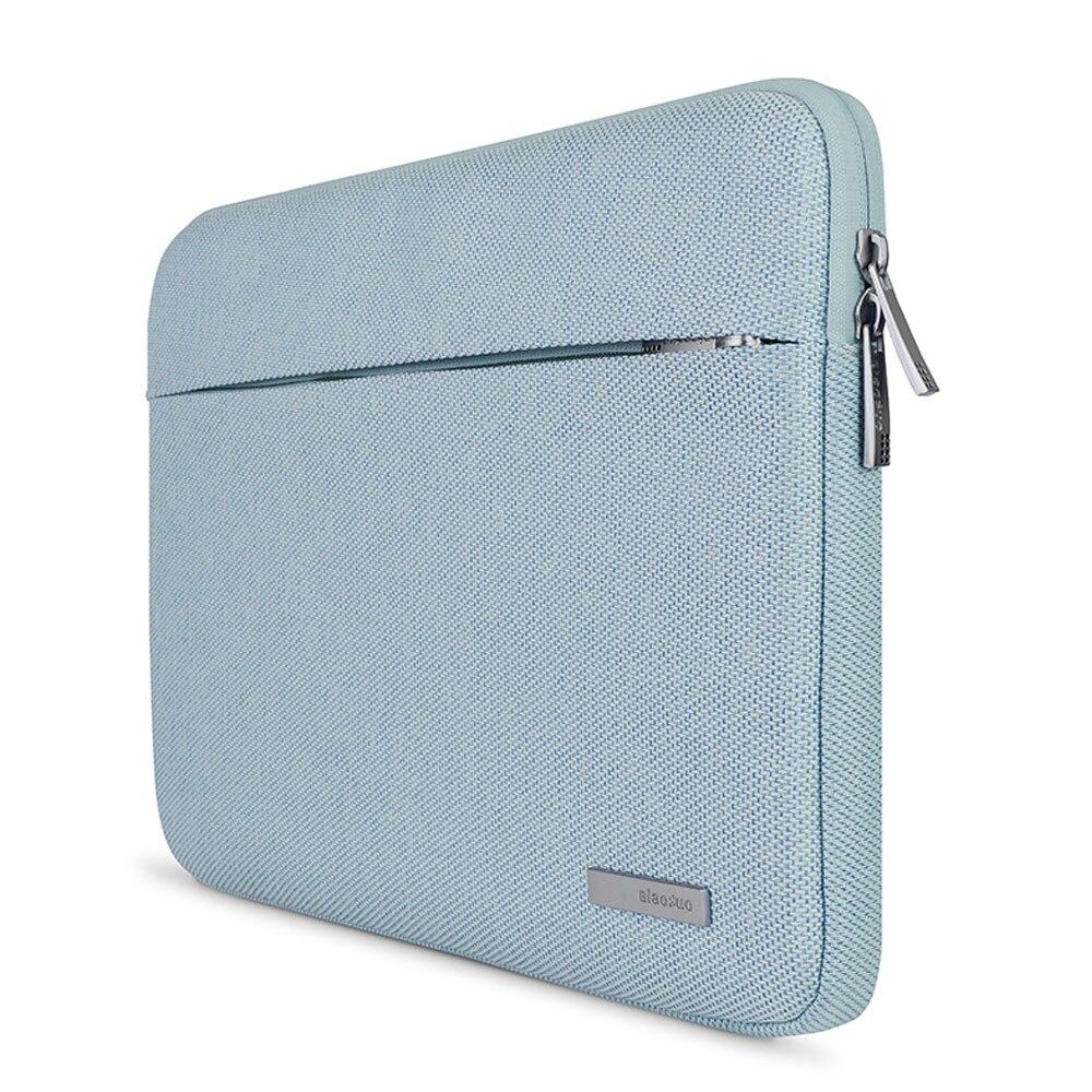 Män 13 15 Notebookväska Sleeve Soft Laptop PC Väska till Xiaomi - Laptop-tillbehör - Foto 4