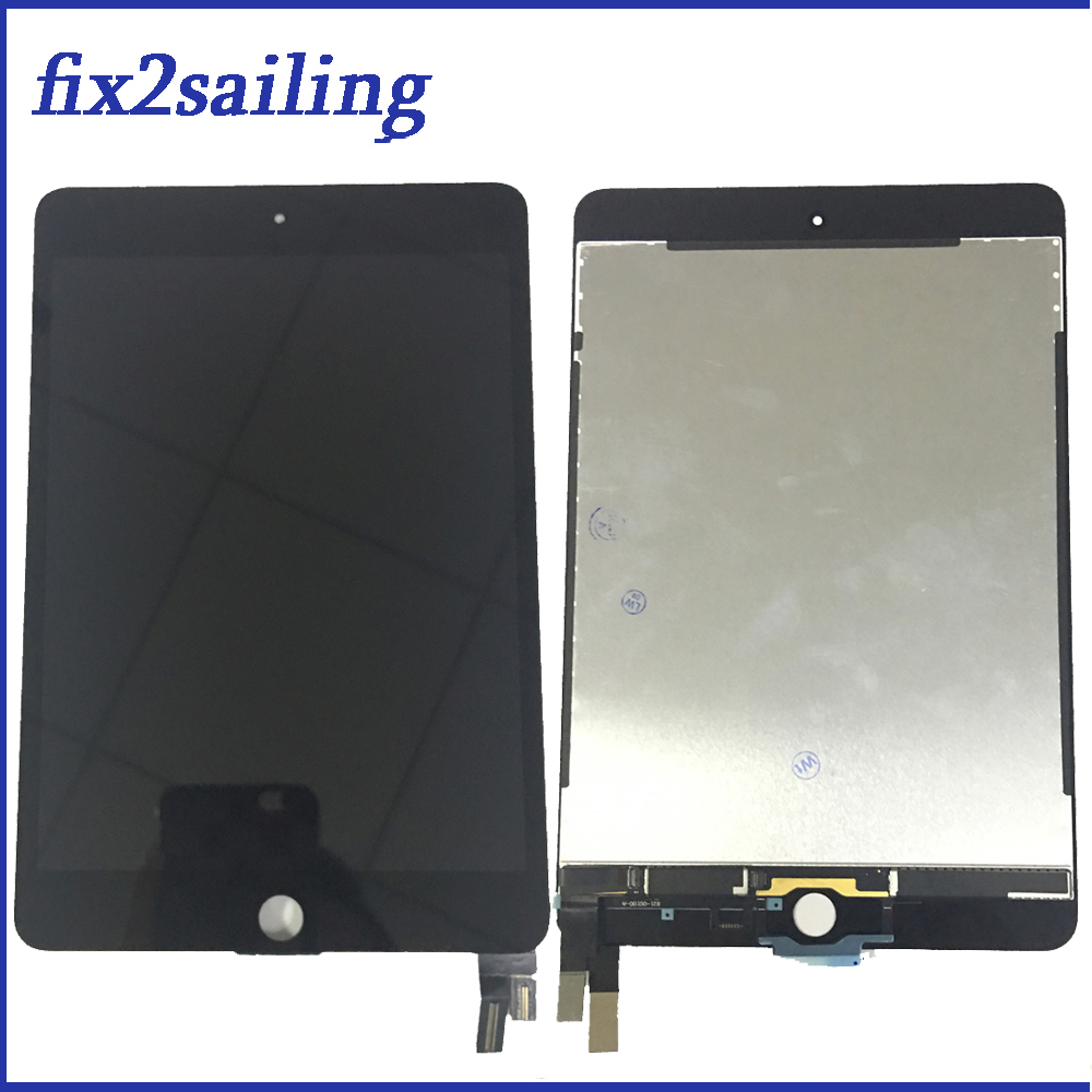 For iPad Mini 4 A1538 A1550 OEM New LCD Display Touch Screen Panel Assembly Replacement LCD Digitzer EMC 2815 EMC 2824 For iPad Mini 4 A1538 A1550 OEM New LCD Display Touch Screen Panel Assembly Replacement LCD Digitzer EMC 2815 EMC 2824