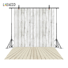 Laeacco Vertical Wood Grain Wall Wooden Floor Photo Backgrounds Digital Customized Photography Backdrops For Studio