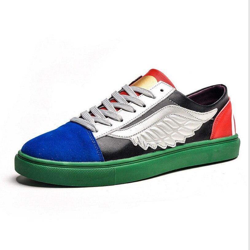 100% Wahr Männer Schuhe Winter Neue Männer Sport Schuhe Wilde Flut Schuhe Koreanische Beiläufige Weiß Tafel Schuhe