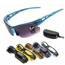De los hombres Al Aire Libre de bicicletas gafas Anti-niebla de Esquí Bicicleta gafas de Sol Polarizadas 5 Colores Del Marco gafas de Sol Deportivas Al Aire Libre dropshipping