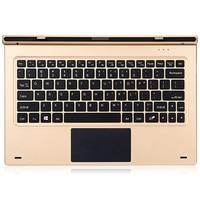 Original Onda OBook11 Plus Keyboard With Magnetic Docking Pogo Pin Gold Keyboard Cover For Onda