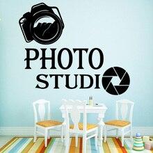 Diy Photo Studio Wall Art Decal Sticker Mural Nursery Room Decor Creative Stickers
