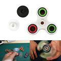 Tri-Spinner Fidgets Toy Plastic Sensory Fidget Spinner Autism ADHD Funny Toys