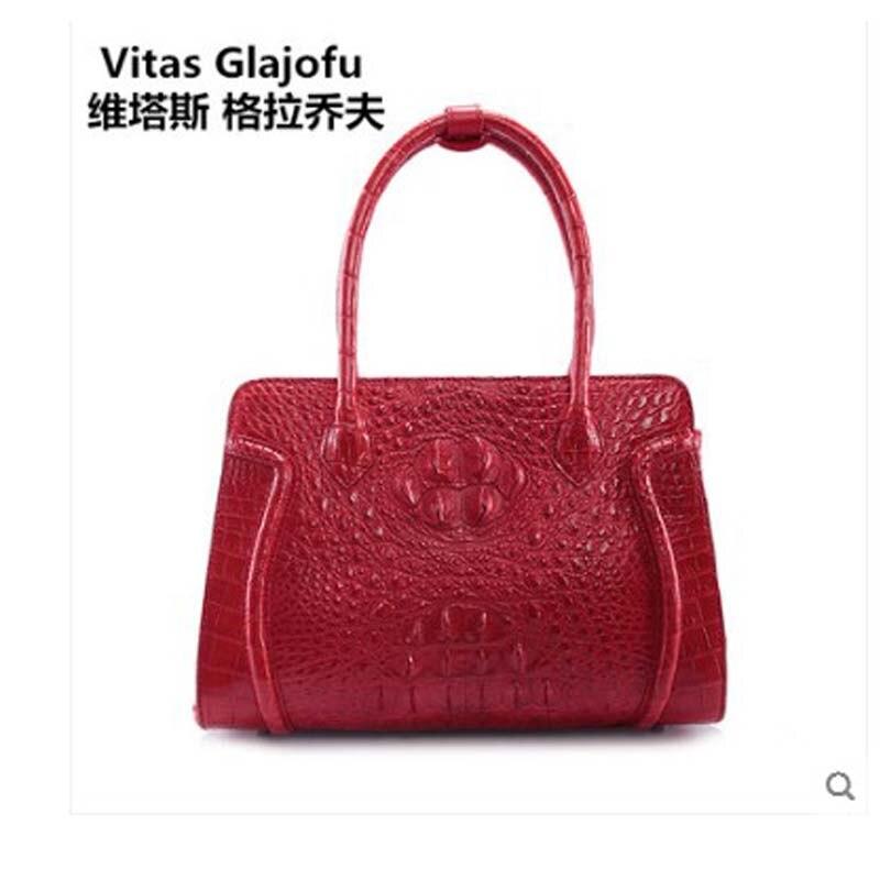 Weitashi nuovo pelle di Coccodrillo della borsa per la signora Portare una borsa in un classico delle donne di modo hbagWeitashi nuovo pelle di Coccodrillo della borsa per la signora Portare una borsa in un classico delle donne di modo hbag