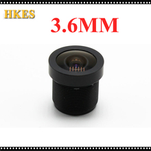 3.6mm CCTV Board Lens 1080P MTV IR CCTV Lens HD camera M12 Mount For 720P / HD 1080P IP Camera AHD IP CVI TVI camera