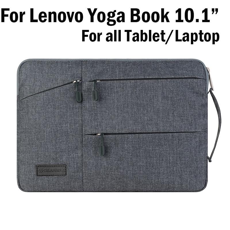 Creatief ontwerp laptop hoes pouch voor 10