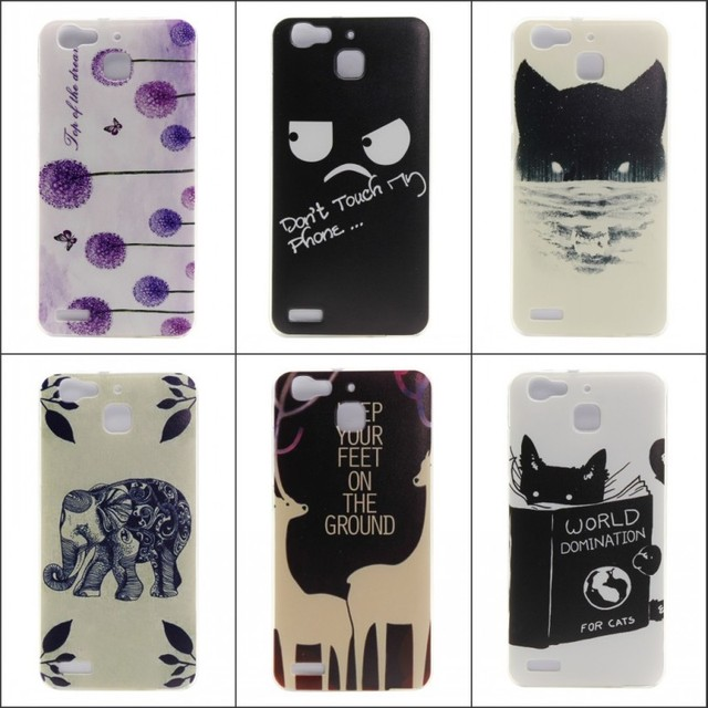 huawei cell phone cases. jovo for huawei p9 dog and cat design soft tpu case cover ascend cell phone cases h
