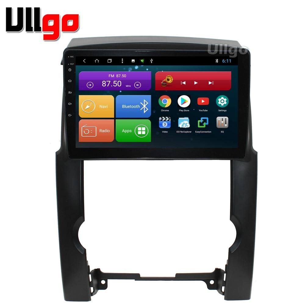 Discount 10.1inch Android 8.1 Car Head Unit for Kia Sorento 2009-2012 Autoradio Central Multimedia with BT Radio RDS Mirror-link Wifi 0