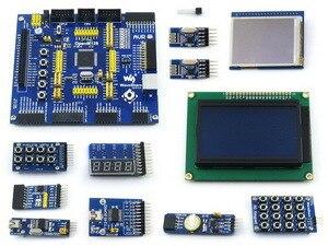 OpenM128 Pacchetto B # Atmega128a-Au ATmega128 ATMEL mega AVR 8-bit RISC Scheda + 11 pz Moduli Accessori KitOpenM128 Pacchetto B # Atmega128a-Au ATmega128 ATMEL mega AVR 8-bit RISC Scheda + 11 pz Moduli Accessori Kit