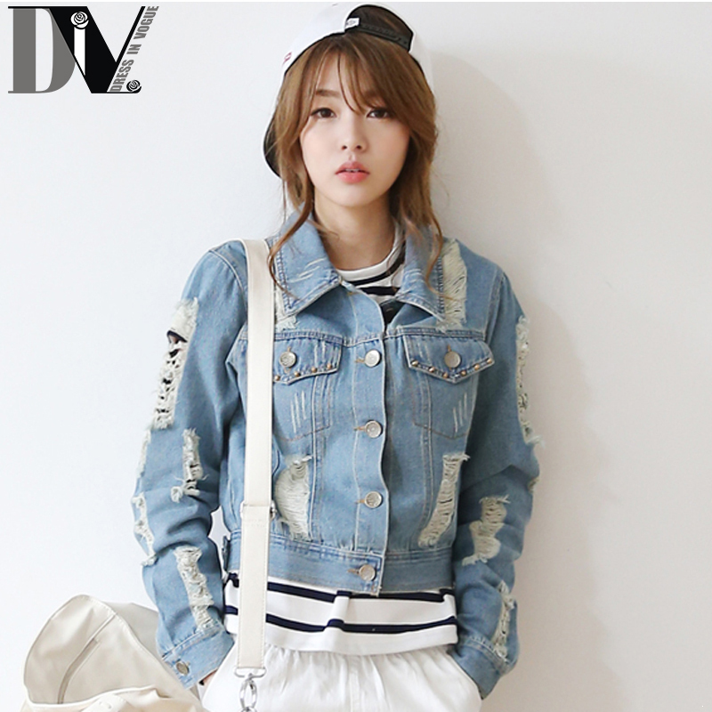 Online Get Cheap Denim Jacket Women -Aliexpress.com | Alibaba Group