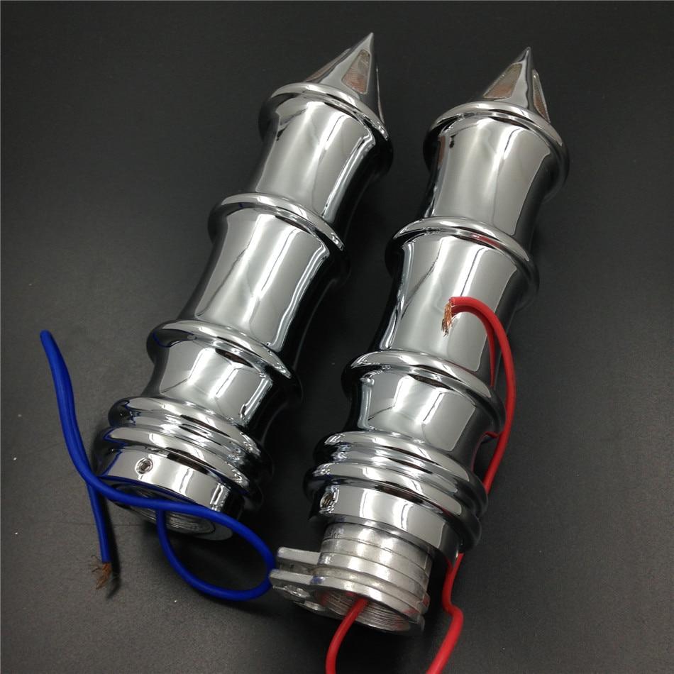 Aftermarket free shipping motorcycle parts Hand Grips 7 8 Turn Signals for Honda Kawasaki Suzuki Yamaha