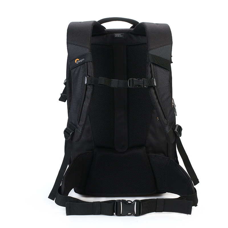 Image 4 - Genuine Lowepro Fastpack BP 250 II AW dslr multifunction day pack 2 design 250AW digital slr rucksack New camera backpack-in Camera/Video Bags from Consumer Electronics