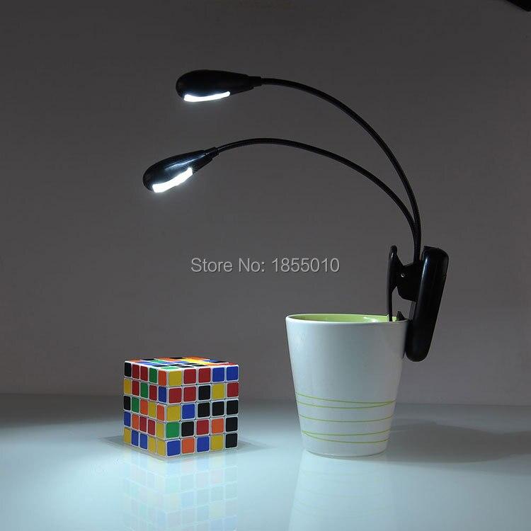 Светодиодные лампы для чтения - 2 светодиода