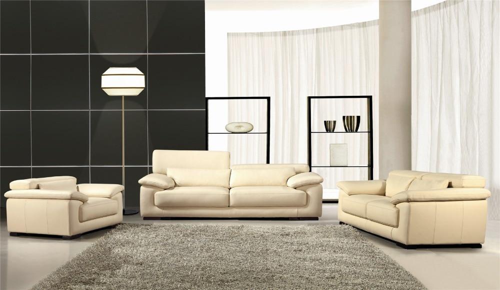 US $1358.0 |Divani per soggiorno divano in pelle moderno divano ad angolo  mobili-in Divani da soggiorno da Mobili su AliExpress