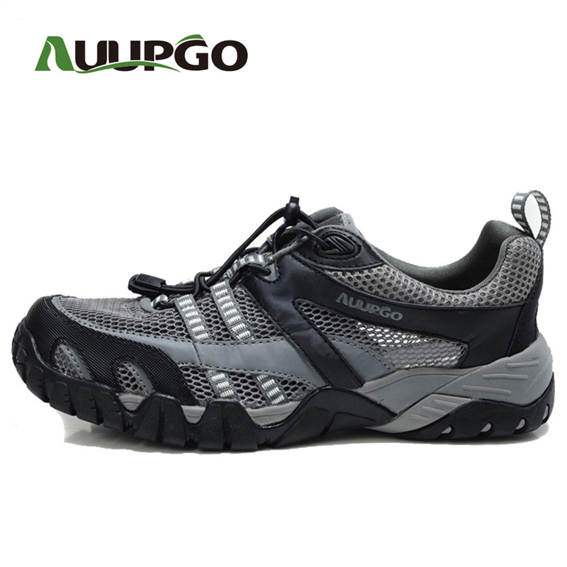ФОТО 2017 Summer Aqua Shoes Ultra-light Quick-drying Beach Water River Walking Summer Men Breathable Flotillas Outdoor Shoes