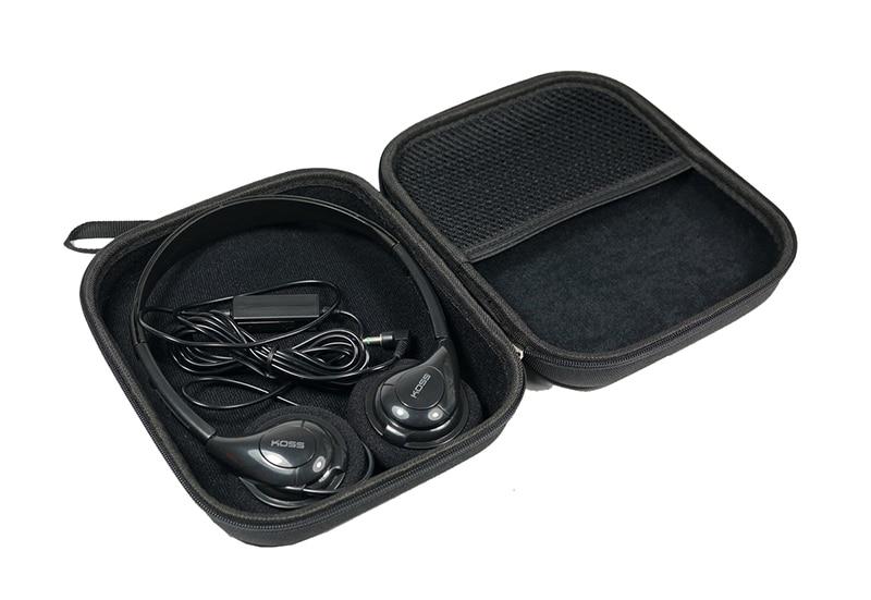 Купить с кэшбэком V-MOTA PXC headset Carry case boxs For SONY MDR-AS700BT/DR-240DP/DR-BT101/DR-220DP/GRADO eGrado/IGrado headphone