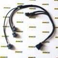 Катушка зажигания пакет + жгут проводов ткацкий станок разъем подходит Nissan Skyline R34 NEO GT ER34 GTT RB25DET STAGEA WHC34 WGC34 Лорел RB25