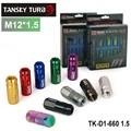 TANSKY - D1spec JDM Light Weight Aluminum Wheel Racing Lug Nuts M12*1.5 52mm 20pcs/set  For Toyota TK-D1-660-1.5
