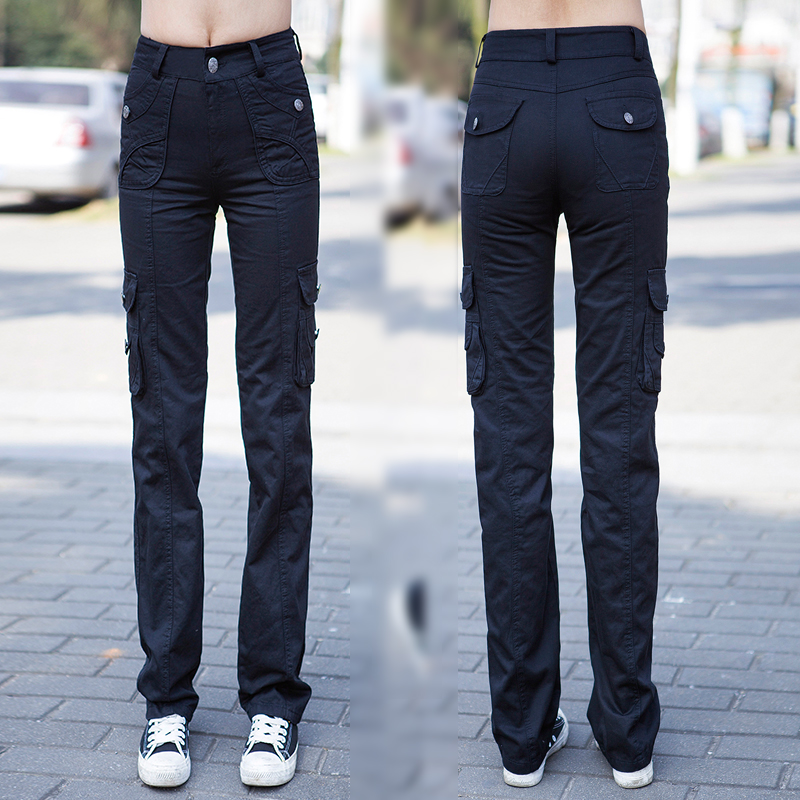 Popular Buy 2016 Fashion Women Pants Hollow Out Pants Women Sweatpants Cargo