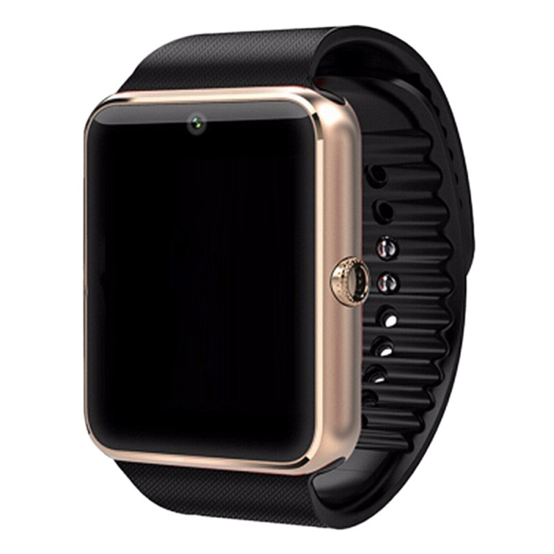 GT08 Smart Watch Bluetooth Sim Card Slot Push Message Bluetooth Connectivity NFC for iPhone Android Phoones New new arrive gt08 smart watch bluetooth sim card slot push message bluetooth connectivity nfc for iphone android phoones