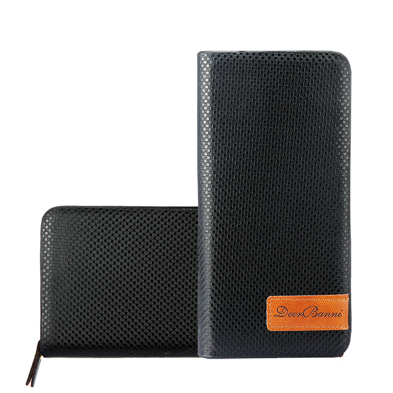 New Style Leather Men Long Business Wallet Fashion Male Clutch Bag Zipper Solid Purse Clips Card Holders Mobile Bags new arrival 2017 wallet long vintage man wallets soft leather purse clutch designer card holders business handbags clips